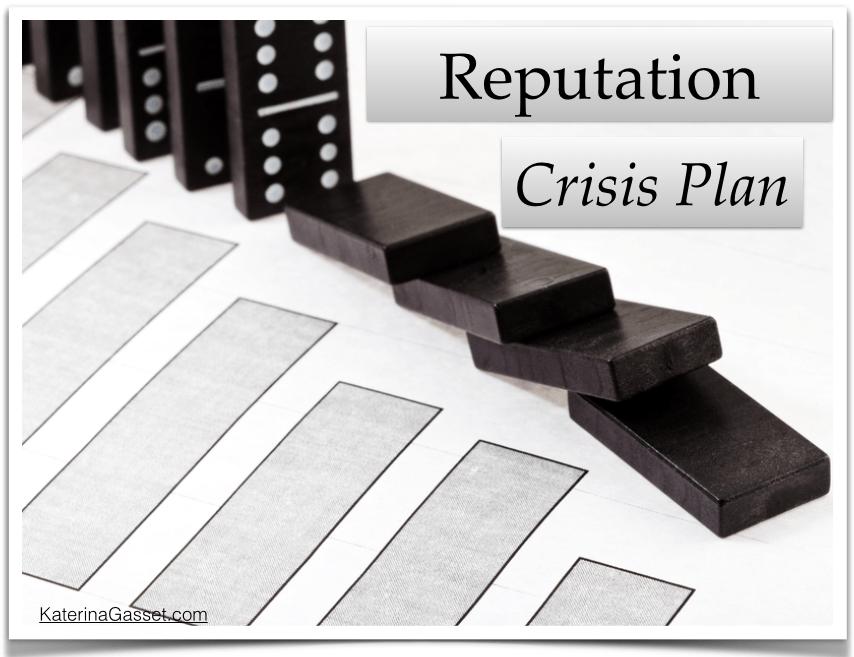 Reputation Crisis Plan for Brands